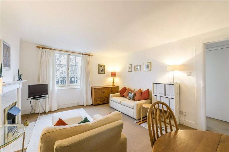 2 Bedrooms Flat for sale in Duncan Terrace, London, N1