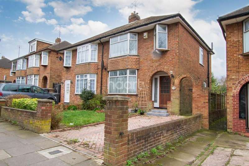 3 Bedrooms Semi Detached House for sale in Challney Area, Luton