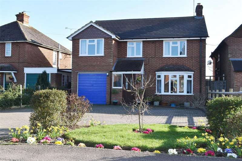 4 Bedrooms Detached House for sale in Verney Road, Winslow