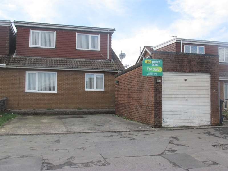 3 Bedrooms Semi Detached Bungalow for sale in Raglan Grove, Castle Park, Merthyr Tydfil