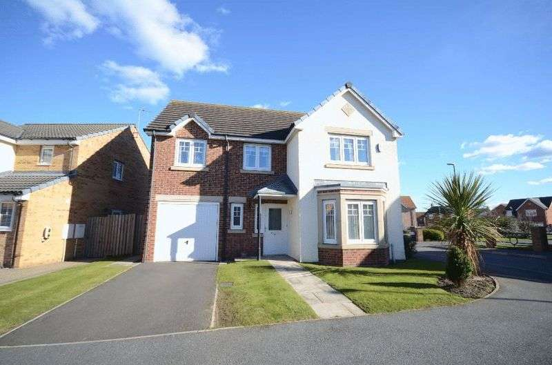 4 Bedrooms Detached House for sale in Beadnell Drive, East Shore Village, Seaham