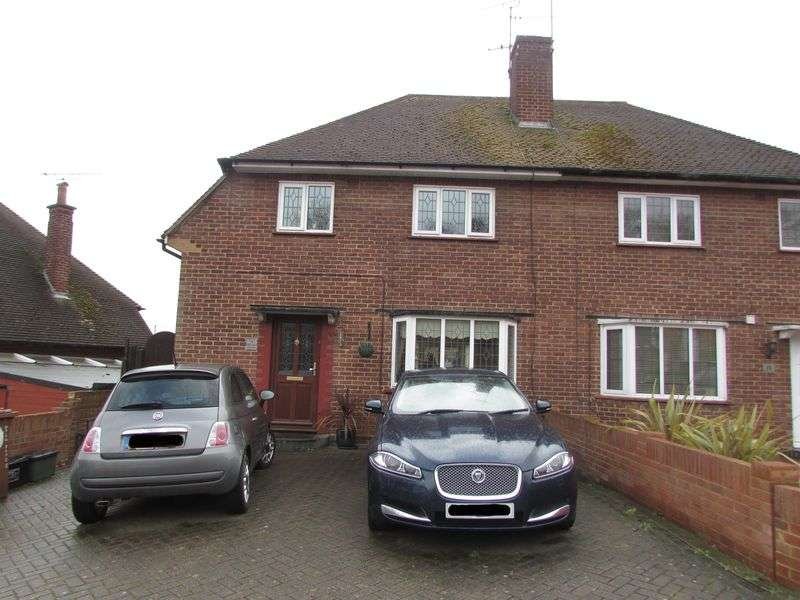 3 Bedrooms Semi Detached House for sale in Hall Place Crescent, Bexley