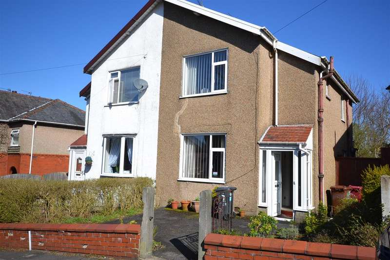 2 Bedrooms Semi Detached House for sale in Haston Lee Avenue, Brownhill, Blackburn