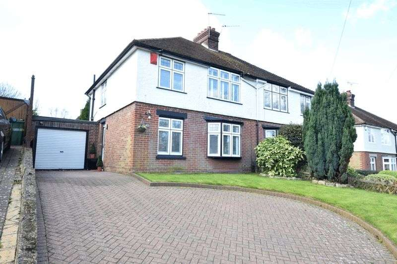 3 Bedrooms Semi Detached House for sale in Penenden Heath Road, Maidstone