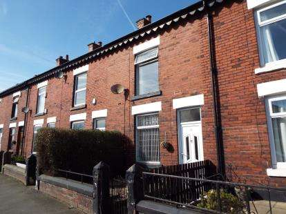 2 Bedrooms Terraced House for sale in Stopes Road, Radcliffe, Manchester, Greater Manchester, M26