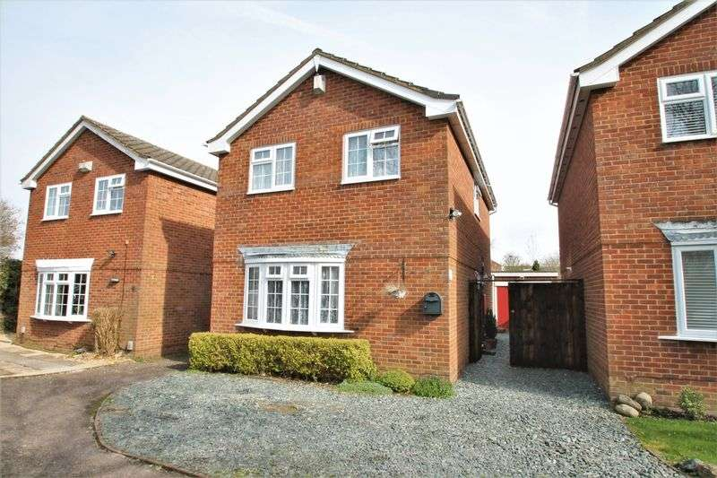3 Bedrooms Detached House for sale in Irston Way, Freshbrook, Swindon