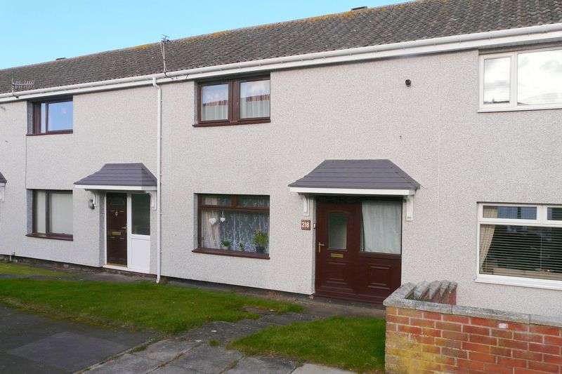 3 Bedrooms Terraced House for sale in Newfields, Berwick-Upon-Tweed