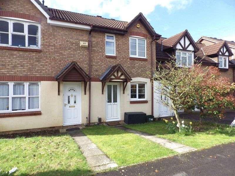 2 Bedrooms Terraced House for sale in Burden Close, Bradley Stoke