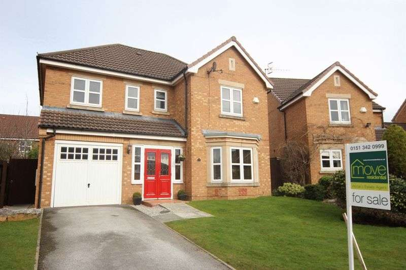 4 Bedrooms Detached House for sale in Stubbs Lane, Prenton, Wirral