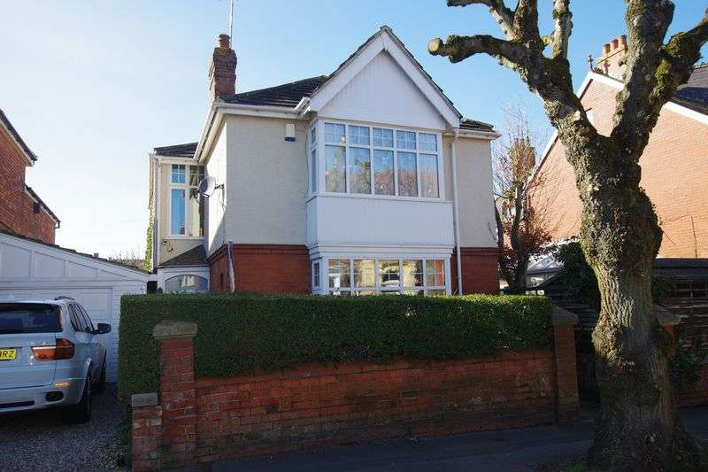 3 Bedrooms Detached House for sale in Goddard Avenue