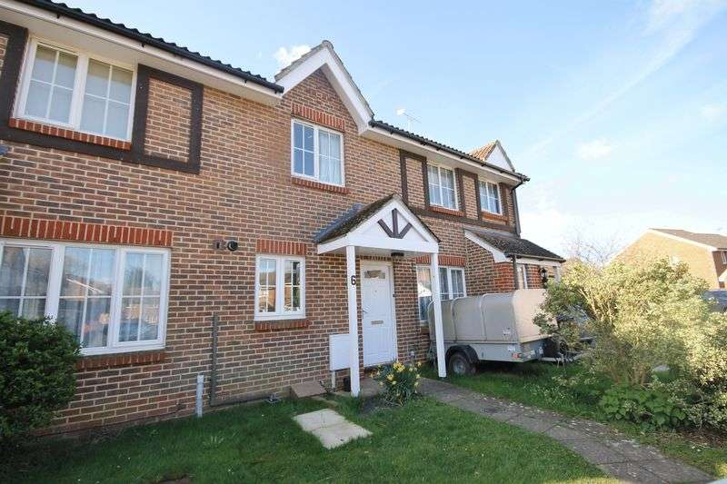 2 Bedrooms Terraced House for sale in Pepper Drive, Burgess Hill, West Sussex