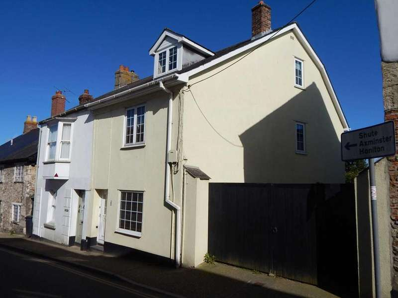 4 Bedrooms End Of Terrace House for sale in Queen Street, Colyton