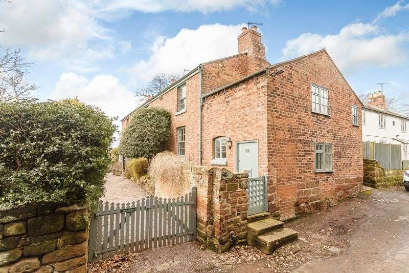 1 Bedroom House for sale in Great Barrow, Nr. Chester