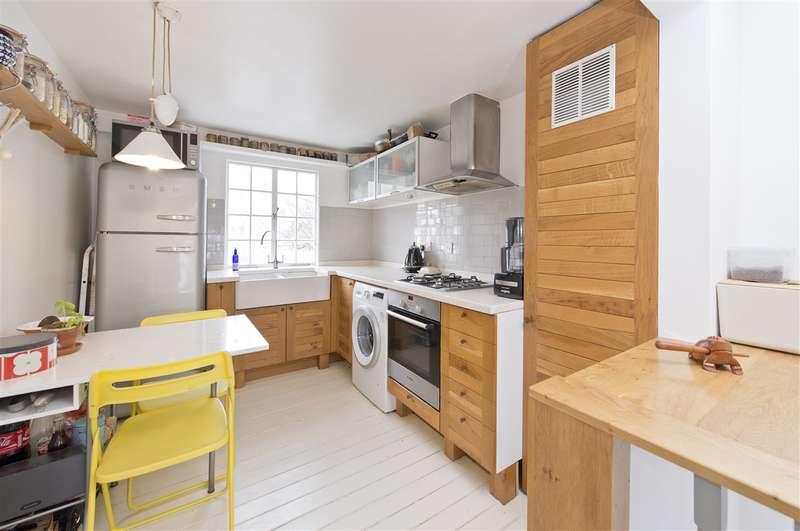 2 Bedrooms Maisonette Flat for sale in Godolphin Road, Shepherd's Bush