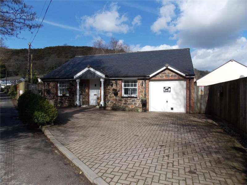 3 Bedrooms Detached Bungalow for sale in Keveral Lane, Seaton, Cornwall