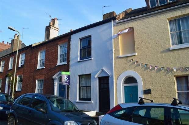 1 Bedroom Terraced House for sale in Bicton Street, EXMOUTH, Devon