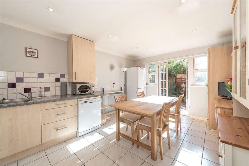 3 Bedrooms Terraced House for sale in Wavel Mews, Hornsey, London, N8