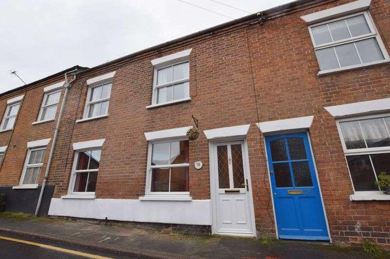 3 Bedrooms Terraced House for sale in Mount Street, Aylesbury