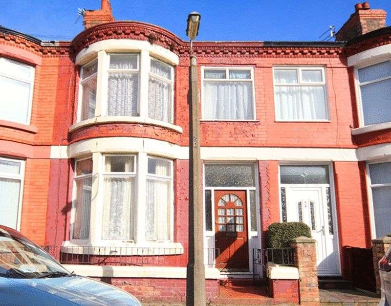 3 Bedrooms Terraced House for sale in Isabel Grove, Tuebrook, Liverpool, L13