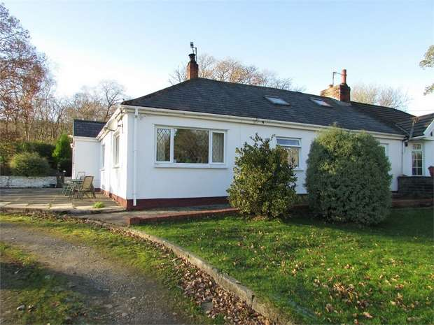 4 Bedrooms Semi Detached Bungalow for sale in Caemaen, Bryncoch, Neath, West Glamorgan