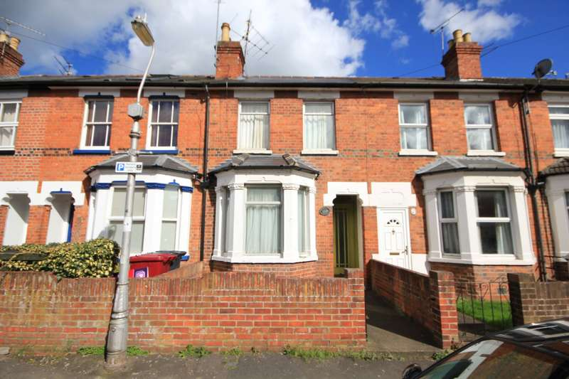 3 Bedrooms Terraced House for sale in Newport Road, Reading, RG1
