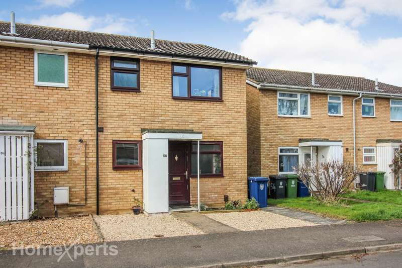 1 Bedroom Semi Detached House for sale in Winfold Road, Cambridge, CB25