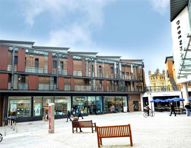 1 Bedroom Flat for sale in Canon House, Bedford Street, Princesshay, Exeter