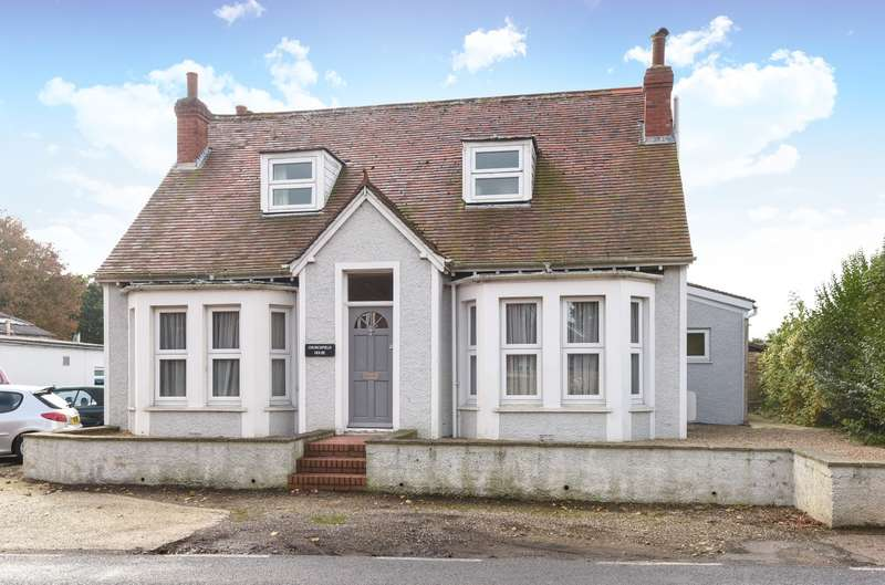 4 Bedrooms Detached House for sale in Churchfield House, Lavant, PO18