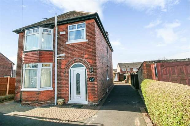 3 Bedrooms Detached House for sale in Newthorpe Common, Newthorpe, Nottingham