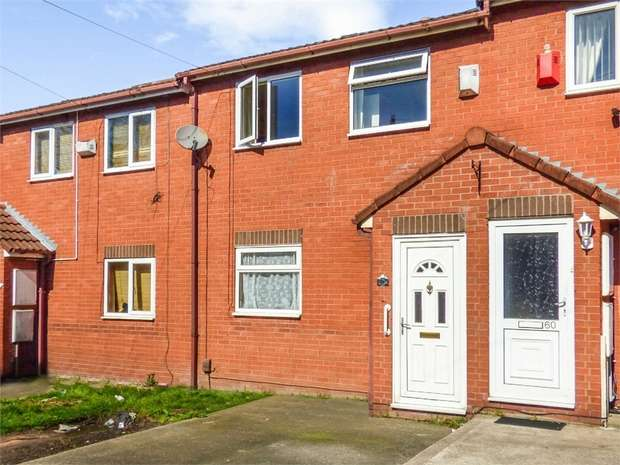 3 Bedrooms Terraced House for sale in Chesnut Grove, Birkenhead, Merseyside