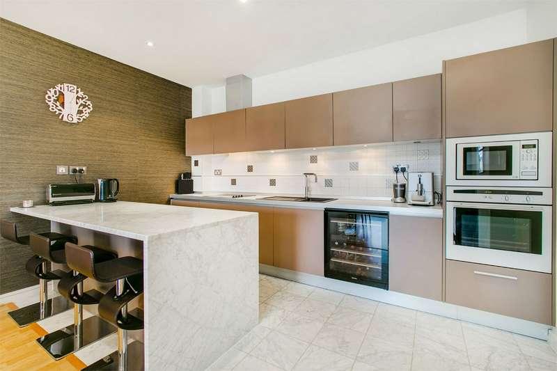 2 Bedrooms Flat for sale in Aura House, 39 Melliss Avenue, Kew, Surrey
