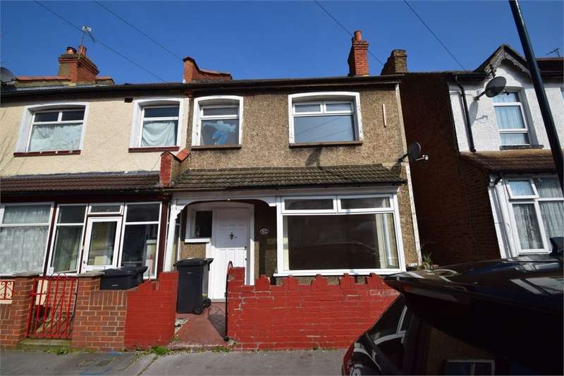 3 Bedrooms End Of Terrace House for sale in Penshurst Road, Thornton Heath, Surrey