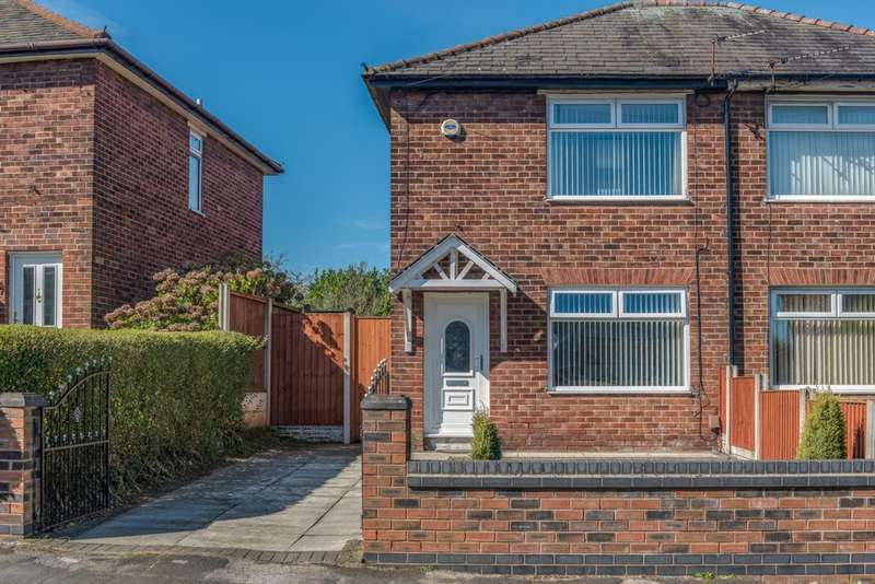 2 Bedrooms Semi Detached House for sale in Dragon Lane, Whiston, L35