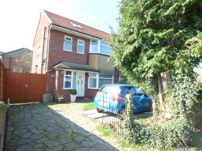 4 Bedrooms Semi Detached House for sale in Morrell Road, Manchester, Greater Manchester