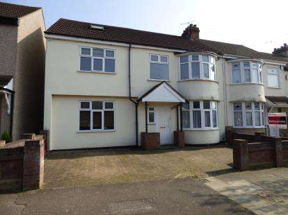 5 Bedrooms Semi Detached House for sale in Hornchurch, Essex