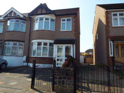 3 Bedrooms End Of Terrace House for sale in Newbury Park, Essex