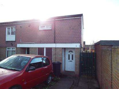 1 Bedroom Flat for sale in Hanover Close, Aston, Birmingham, West Midlands