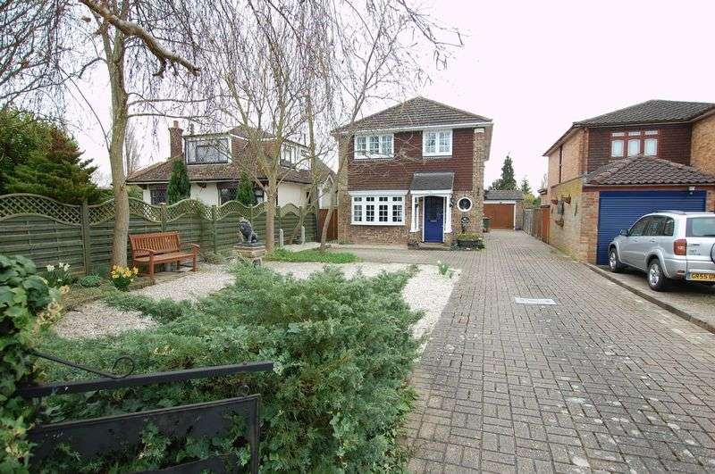 4 Bedrooms Detached House for sale in Bulphan Village
