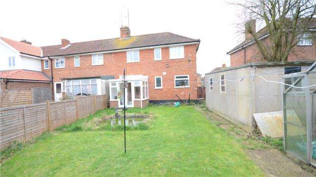 2 Bedrooms Semi Detached House for sale in Kingsbridge Road, Reading, Berkshire