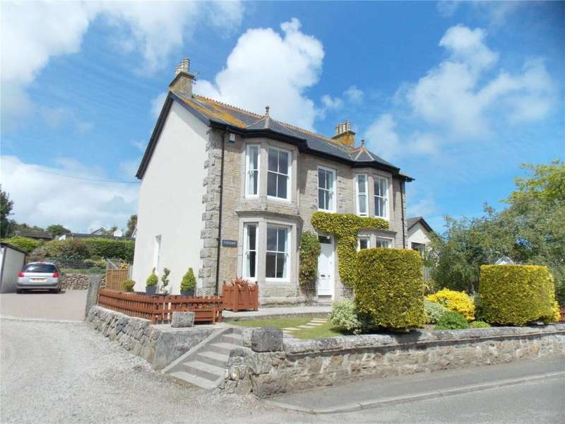 6 Bedrooms House for sale in Church Road, Lelant, St Ives