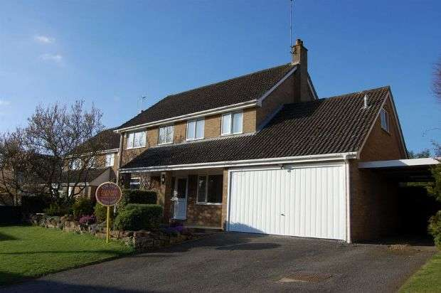 4 Bedrooms Detached House for sale in Tilbury Road, East Haddon, Northampton NN6 8BX