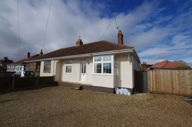 2 Bedrooms Semi Detached Bungalow for sale in WORLE