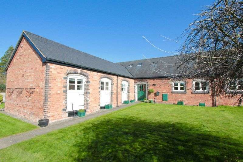 4 Bedrooms Cottage House for sale in Llandyrnog, Denbigh