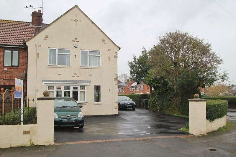 3 Bedrooms Semi Detached House for sale in Pritchett Road, Ormesby
