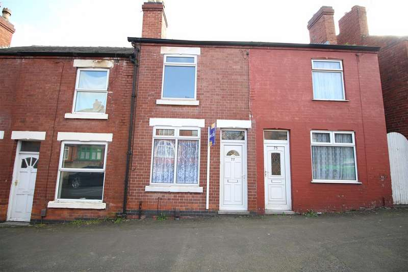 2 Bedrooms Property for sale in Park Road, Ilkeston