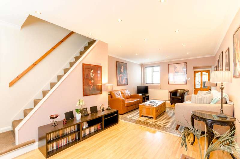 3 Bedrooms House for sale in Clifton Road, South Norwood, SE25