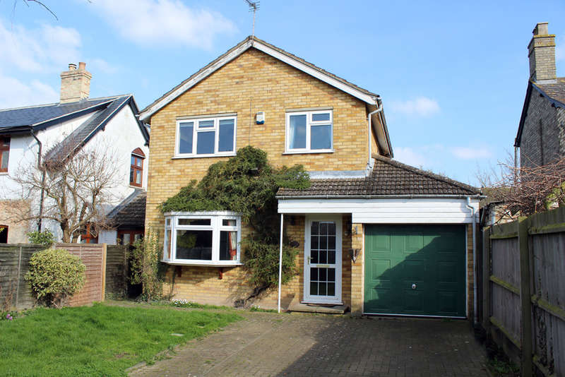 3 Bedrooms Detached House for sale in Green Street, Royston