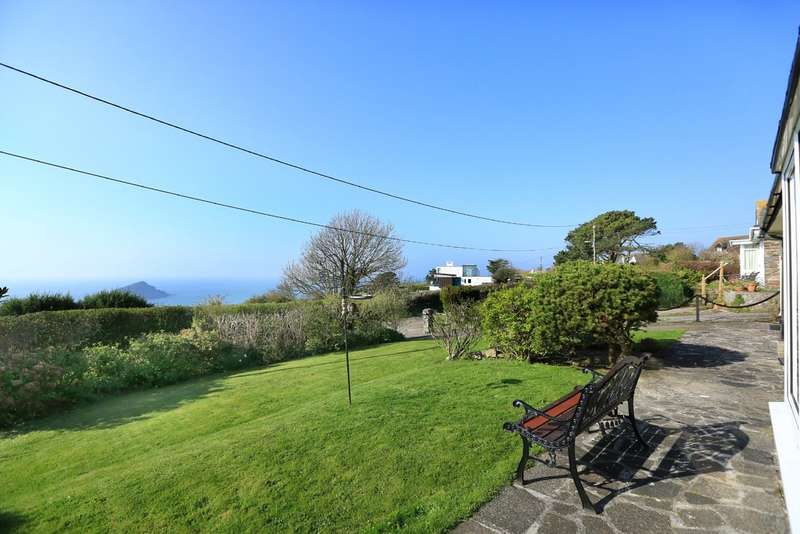 3 Bedrooms Detached Bungalow for sale in Wembury Point, Plymouth