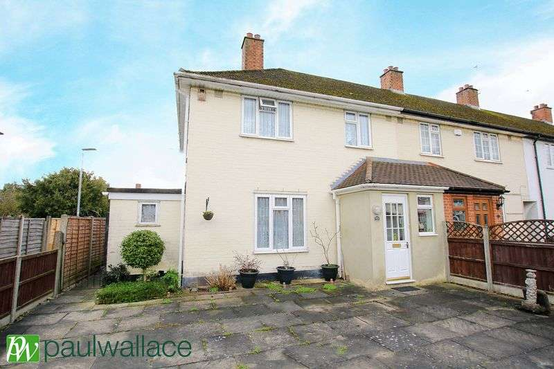 3 Bedrooms Terraced House for sale in Bury Green Road, West Cheshunt