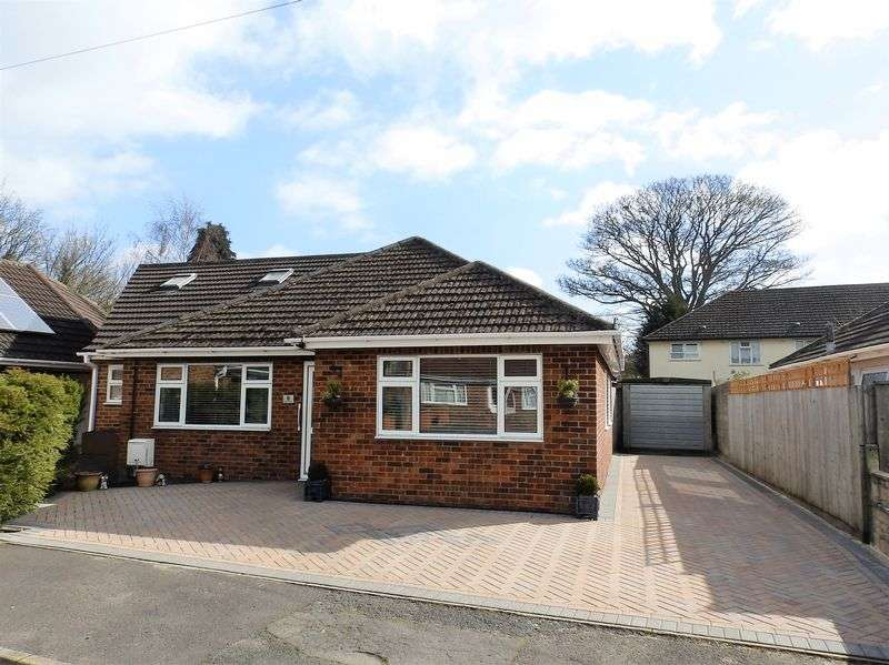 3 Bedrooms Detached Bungalow for sale in Lynwood Grove, Moredon, Swindon